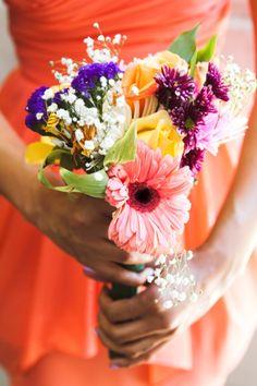 Modern Summer Wedding in North Carolina: Tenicia + Justin