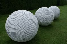 In Mind of Monk, Marble, Peter Randall-Page, Yorkshire Sculpture Park