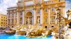 Vamos conhecer a fontana trevi? | Touristico