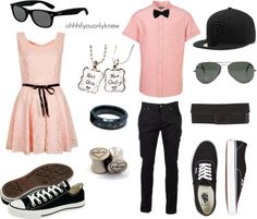 """""""Untitled #164"""" by ohhhifyouonlyknew on Polyvore"""