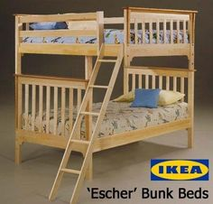 IKEA Escher Bunk Bed