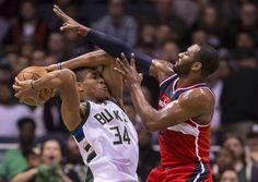 Milwaukee Bucks at Washington Wizards - 12/26/16 NBA Pick, Odds, and Prediction