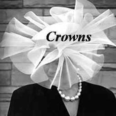 Crowns maybe but actually a great hat
