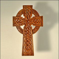 Crosses | Product Categories | Celtic, Viking and Lamp Woodcraft Carvings
