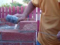 Gratar de gradina din caramida - ziua 4 / Brick BBQ - day 4 - YouTube