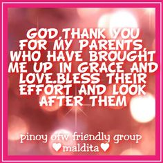 Thanks for the parents Me Quotes, Parents, Bring It On, Thankful, Calm, God, Fathers, Dios, Ego Quotes