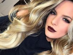 Fashion And Beauty Tips, Beauty Make Up, Hair Beauty, Love Makeup, Hair Makeup, Hair Inspo, Hair Inspiration, Casey Holmes, Haircut And Color