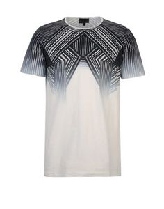Short sleeve t-shirt Men's - LES HOMMES - Spring-Summer 2013