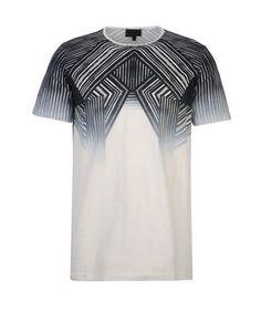 Short sleeve t-shirt Men's - LES HOMMES - Spring-Summer 2013
