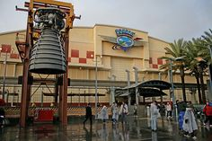 Disneyland, Soaring over California