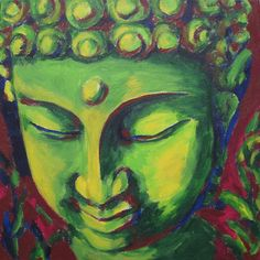 The Green Buddha - Environmentalism and Buddhism Buddha Zen, Buddha Quote, Buddha Painting, Buddha Artwork, Buddhist Art, Outdoor Art, Abstract Oil, Religious Art, Animal Design