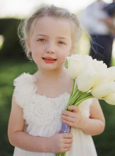 Angelic Flower Girl! Photography by braedonphotography.com