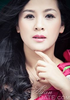 mulheres lindas apenas: Qunying de Xinyang, senhora, agradável asiática