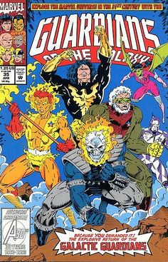 Guardians of the Galaxy Vol 1 35.jpg License Fair Use (Comic Covers) Image Type Cover Art Image Image Source Source Guardians of the Galaxy #35 Image Details Cover Artists Kevin West Description No image description provided. Notes All Marvel Comics characters and the distinctive likeness(es) thereof are Trademarks & Copyright © 1941-2011 Marvel Characters, Inc. ALL RIGHTS RESERVED. Trivia No trivia. See Also Links and References Our Image Policy Our Copyright Policy...