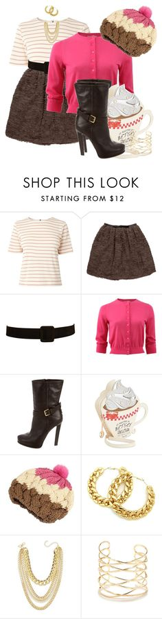 """LATTE by Shaunslay"" by shaunslay ❤ liked on Polyvore featuring L.K.Bennett, Robert Rodriguez, ESCADA, Michael Kors, Dsquared2, Betsey Johnson, Thalia Sodi and LULUS"