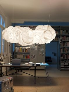 Wolken Originel Pendelleuchten Interessant Esszimmer Esstisch Idee  Pendelleuchten Design, Lichter, Hängelampe Esstisch, Design