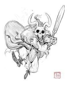 Drawing , TB Choi on ArtStation at https://www.artstation.com/artwork/yNOv3