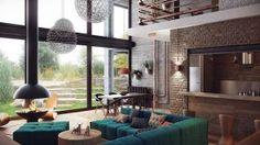 Home Decor Loft Style 2017