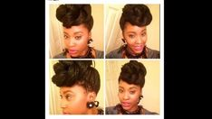 Front Bun   21 Awesome Ways To Style Your Box Braids And Locs