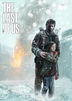 The last of us... Ugh winter was so good. Tlou