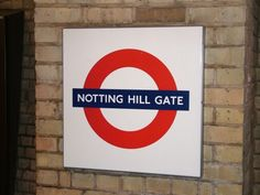 Go see the blue door in notting hill