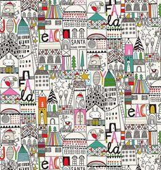 love print studio blog: P&C Christmas shop and a Christmas Designer Market!