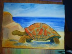 man and animal painting tortoisehttp://pinterest.com/erinncate/waldorf-steiner-class-4-zoology-man-animal/