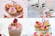 30 wedding  cupcakes