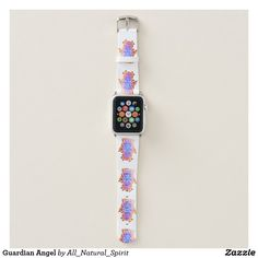 Be protected everywhere you go with this Guardian Angel Apple Watch Band! Available in two different sizes! Make It Yours! See more @ https://www.zazzle.com/z/yn9e1?rf=238562247198752459 #Zazzle #AllNaturalSpirit #AppleWatch #Shopping #Art #Fashion #Angel #Style Visit our blog @ allnaturalspirit.wordpress.com
