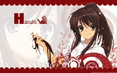 The Melancholy Of Haruhi Suzumiya II Wallpapers) – Free Wallpapers Haruhi Suzumiya, Melancholy, Japanese, Anime, Wallpapers, Art, Art Background, Japanese Language, Wallpaper
