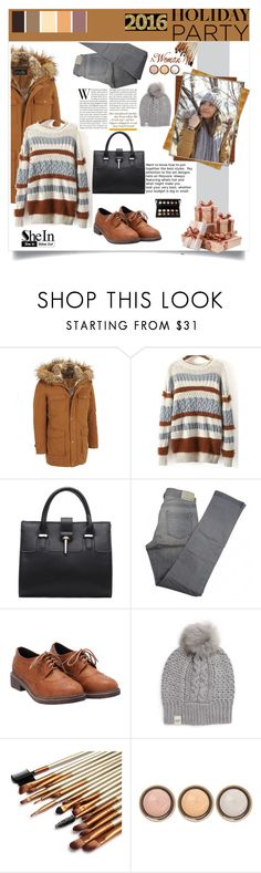 """""""SheIn (5)"""" by aida-banjic ❤ liked on Polyvore featuring Comptoir Des Cotonniers, Seed Design, UGG Australia, By Terry and shein"""