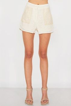 409c5a85a5a Classy Delights Shorts Estefi