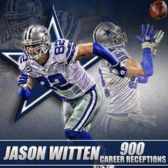 Congrats to Jason Witten!