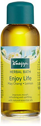 Kneipp - Enjoy Life Herbal Bath QQU. Herbal bath. It's an Amazon affiliate link.