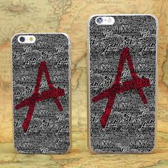 Pretty Little Liars hard transparent clear Skin Cover Case for Apple iPhone #UnbrandedGeneric
