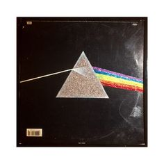 Glitterizing old album covers - I know a certain glitter lover who would love this!