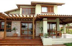 Bungalow House Plans, Bungalow House Design, Small House Plans, Modern House Design, Village House Design, Kerala House Design, Rest House, Kerala Houses, Home Building Design