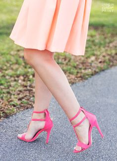Pink + Peach