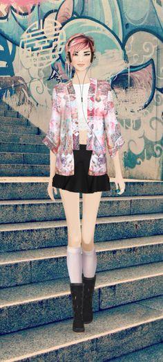 Harajuku girls fashion fete