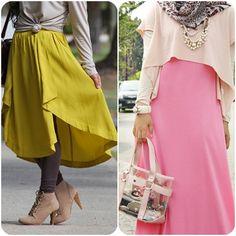Modern Hijab Fashion