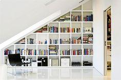 Opciones para aprovechar el bajo escalera - Gustavo Peláez - ESPACIO LIVING