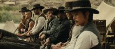 Meet 'The Magnificent Seven' With These New Character Vignettes http://best-fotofilm.blogspot.com/2016/09/meet-magnificent-seven-with-these-new.html  Assembling a cast that doesn't pale in comparison to the original The Magnificent Seven's ensemble must not have been easy. We're still waiting to see how Antoine Fuqua's remake of John Sturges' western compares to the original, but The Equalizer director certainly put together a cast that inspires promise. Whether they match the charm of the…