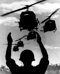 Vietnam I did a tour there in 1970. My heart goes out to all those who serve there and got wounded or kill in action. May they be honor as well those who are alive today.