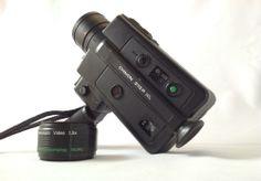CHINON 313 P XL SUPER 8 KAMERA CALERA REFLEX ZOOM LENS F:1.3 f=8.5-25.5mm