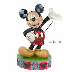 Mickey Mouse - The One And Only - Jim Shore - World-Wide-Art.com