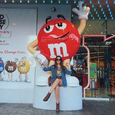 I ❤️ M&M'S • Uma das maiores lojas do mundo! Uow! Já quero voltar pra Las Vegas, como faz?