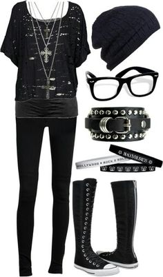 BVB ,Hollywood undead outfit