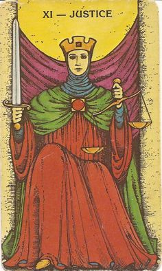 """Justice/ legal issues.  With ace of swords could mean divorce.  Could also mean commitment."""