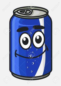 Cartoon Sodas And Pop On Pinterest