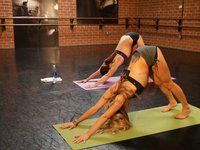Buti Fitness FULL Class (47 minutes) Seriously changing my body! Love My Buti Yoga DVDs!